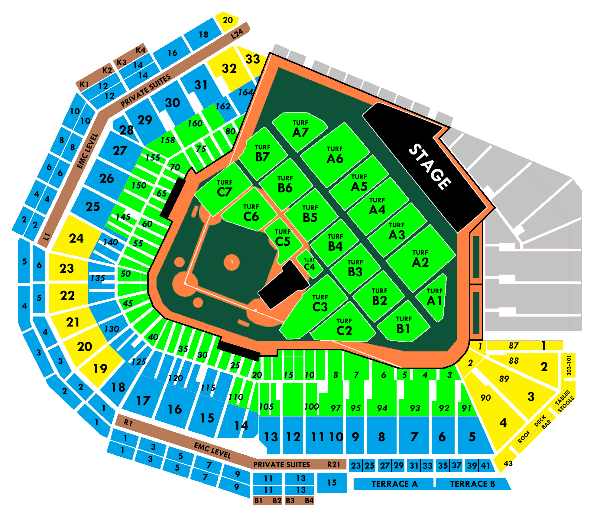 Fenway Where To Sit Thread Pearl Jam Community